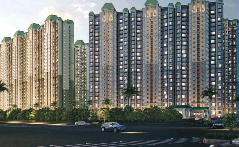 ATS Destinaire Offers Luxury Flats That is Spread in An Area of 8.24 Acres